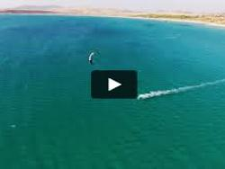 Lemnos Greek Is Keros Bay Windsurf Kitesurf Video
